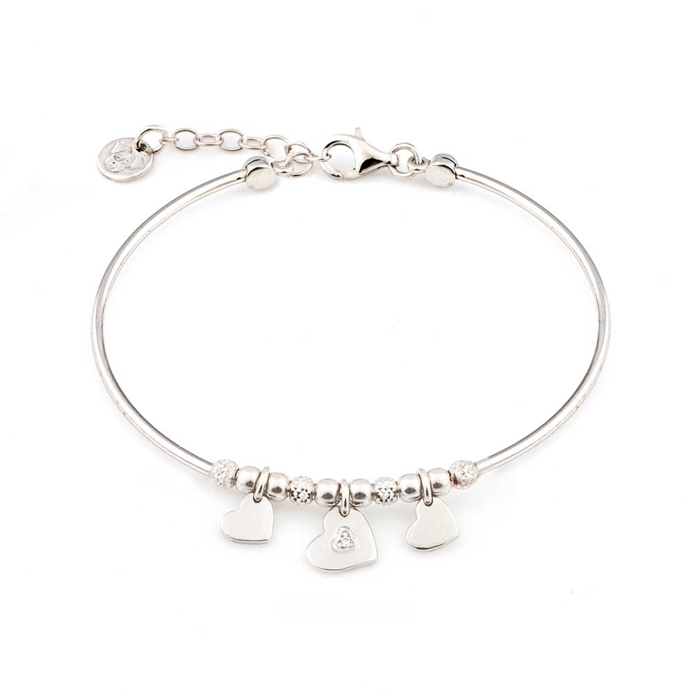 Bracciale Bangle Multicharm