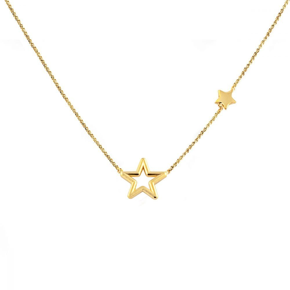 Collana Essential Magia di Stelle Gold
